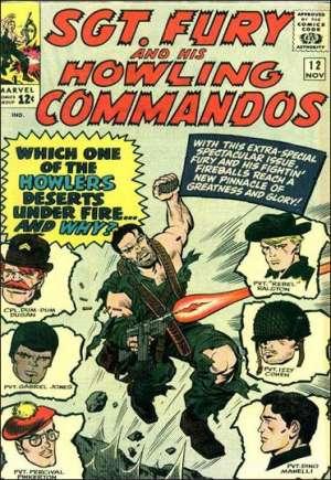 Sgt. Fury (1963-1981)#12