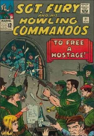 Sgt. Fury (1963-1981)#21