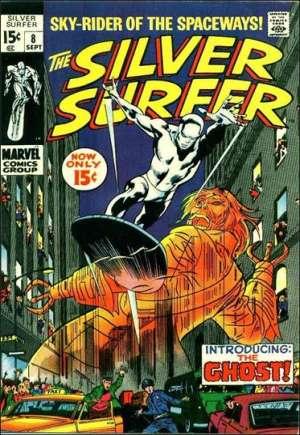 Silver Surfer (1968-1970)#8