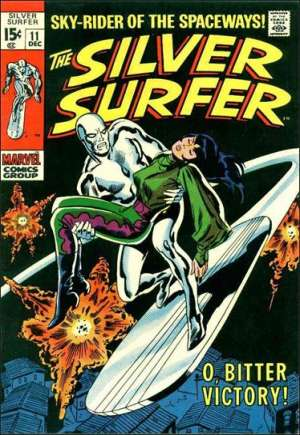 Silver Surfer (1968-1970) #11A