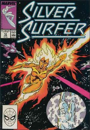 Silver Surfer (1987-1998)#12B