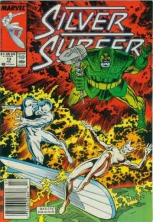 Silver Surfer (1987-1998)#13A