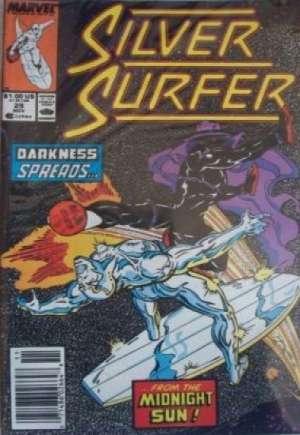 Silver Surfer (1987-1998)#29A