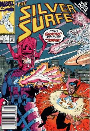 Silver Surfer (1987-1998) #67A