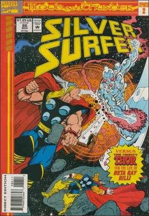 Silver Surfer (1987-1998)#86