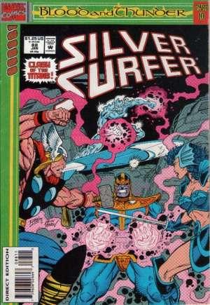 Silver Surfer (1987-1998)#88