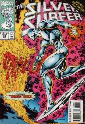 Silver Surfer (1987-1998)#93