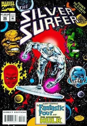 Silver Surfer (1987-1998)#96