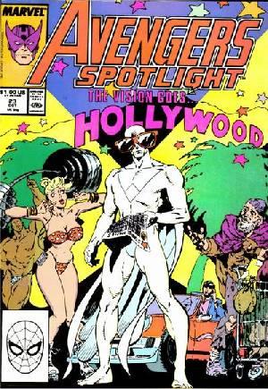 Avengers Spotlight (1989-1991)#23