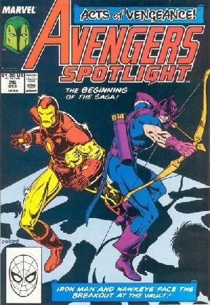 Avengers Spotlight (1989-1991)#26