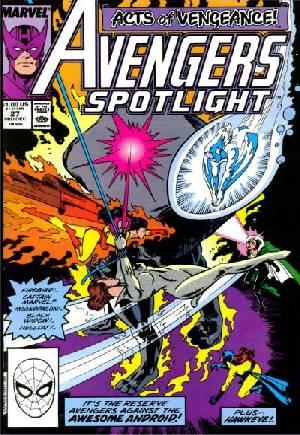 Avengers Spotlight (1989-1991)#27