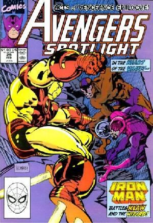 Avengers Spotlight (1989-1991)#29