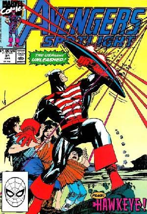 Avengers Spotlight (1989-1991)#31B