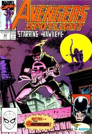 Avengers Spotlight (1989-1991)#32B