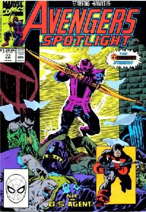 Avengers Spotlight (1989-1991)#33