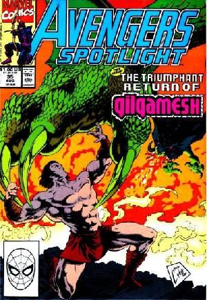 Avengers Spotlight (1989-1991)#35
