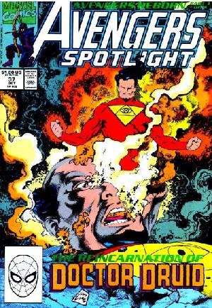 Avengers Spotlight (1989-1991)#37