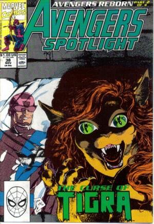 Avengers Spotlight (1989-1991)#38