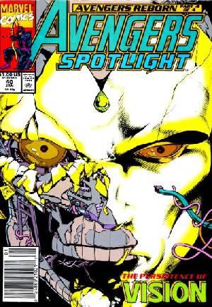 Avengers Spotlight (1989-1991)#40
