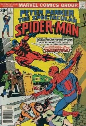 Spectacular Spider-Man (1976-1998)#1A