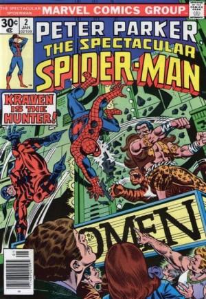 Spectacular Spider-Man (1976-1998)#2