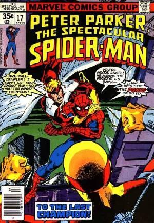 Spectacular Spider-Man (1976-1998)#17