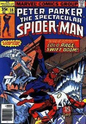 Spectacular Spider-Man (1976-1998)#18