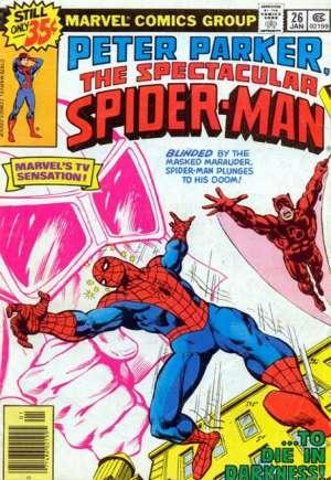 Spectacular Spider-Man (1976-1998)#26A