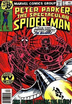 Spectacular Spider-Man (1976-1998)#27A