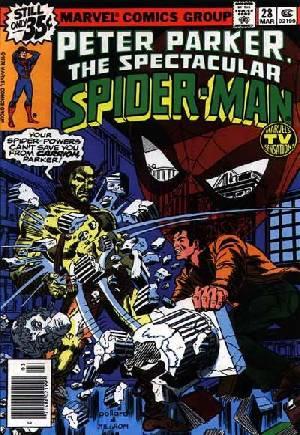 Spectacular Spider-Man (1976-1998)#28