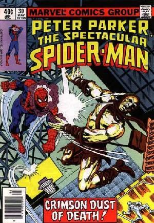 Spectacular Spider-Man (1976-1998)#30A