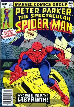 Spectacular Spider-Man (1976-1998) #35A