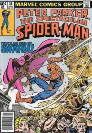 Spectacular Spider-Man (1976-1998) #36A