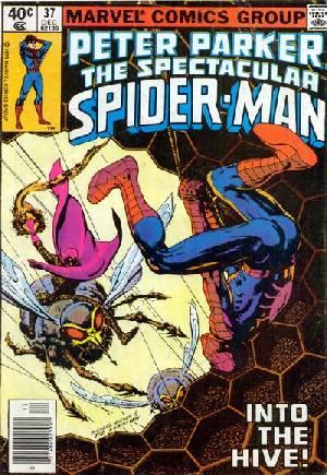 Spectacular Spider-Man (1976-1998)#37A
