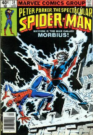 Spectacular Spider-Man (1976-1998)#38A