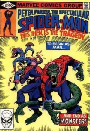 Spectacular Spider-Man (1976-1998)#40B