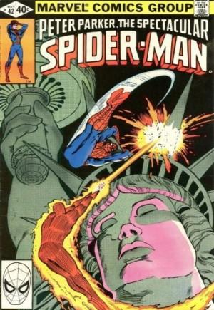 Spectacular Spider-Man (1976-1998)#42B
