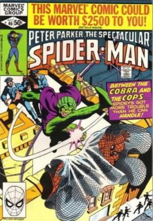 Spectacular Spider-Man (1976-1998)#46B