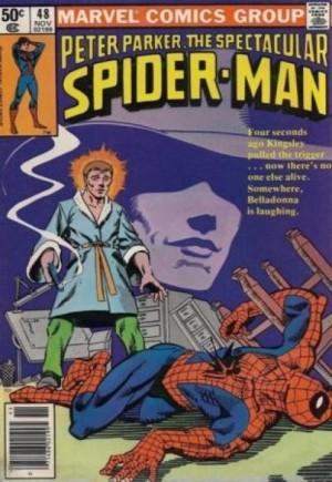 Spectacular Spider-Man (1976-1998)#48A
