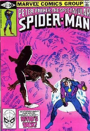 Spectacular Spider-Man (1976-1998)#55B