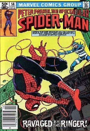 Spectacular Spider-Man (1976-1998)#58A