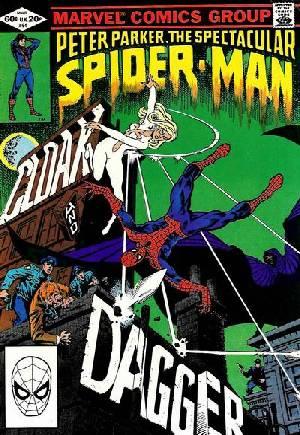 Spectacular Spider-Man (1976-1998)#64B
