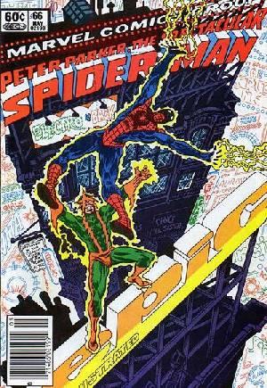 Spectacular Spider-Man (1976-1998)#66A