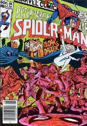 Spectacular Spider-Man (1976-1998)#69A