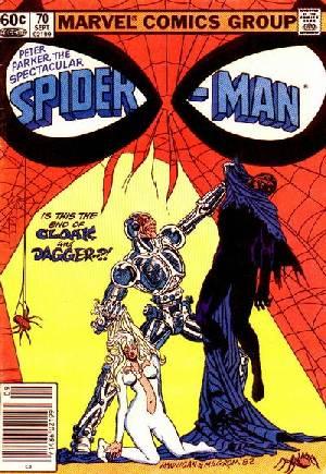 Spectacular Spider-Man (1976-1998)#70A