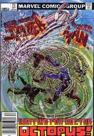 Spectacular Spider-Man (1976-1998)#72A