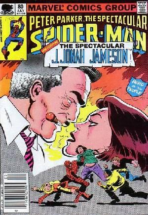 Spectacular Spider-Man (1976-1998)#80A