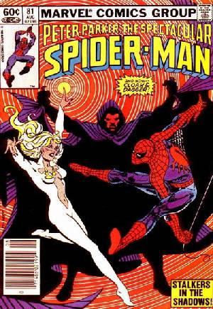 Spectacular Spider-Man (1976-1998)#81A