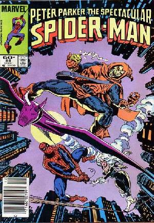 Spectacular Spider-Man (1976-1998) #85A