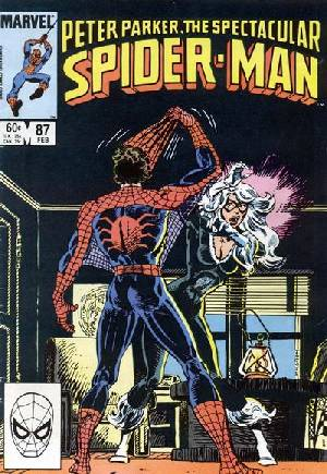 Spectacular Spider-Man (1976-1998)#87B